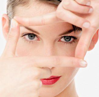 Интенсивный уход за областью вокруг глаз